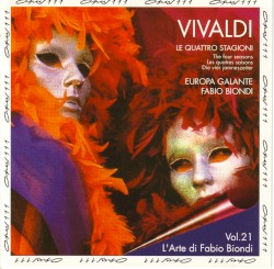 Fabio Biondi - L'Estate, RV 315: I. Allegro